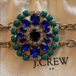 New J.Crew bracelet.